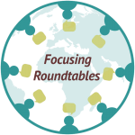 Focusing Roundtables Logo