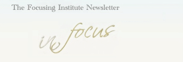 In Focus  Newsletter Banner