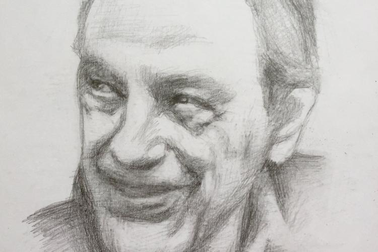 Drawing of Gene